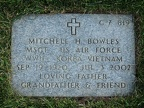 Bowles Mitchell H