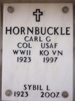 Hornbuckle Carl G