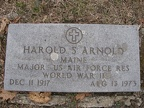 Arnold Harold S