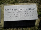 Longley bernard d